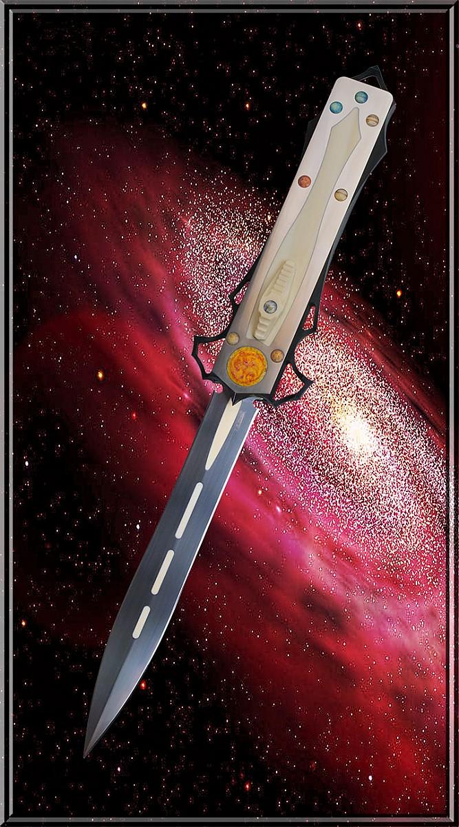 J A  Harkins Custom Knives